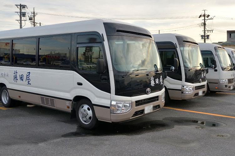 送迎バス無料サービス